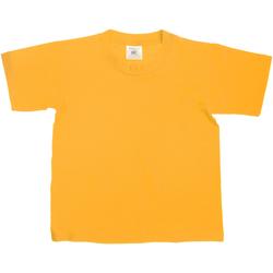 textil Barn T-shirts B And C Exact Guld