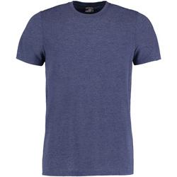 textil Herr T-shirts Kustom Kit KK504 Denim Marl