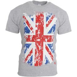 textil Herr T-shirts Gb Eye Limited  Sport Grå