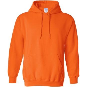 textil Sweatshirts Gildan 18500 Säkerhetsorange