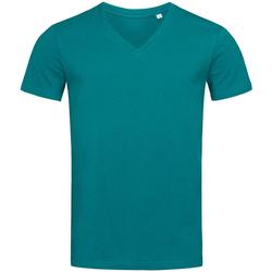 textil Herr T-shirts Stedman Stars  Stillahavsblått