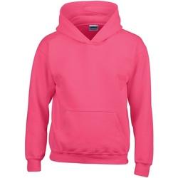 textil Barn Sweatshirts Gildan 18500B Heliconia