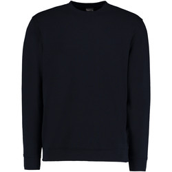 textil Herr Sweatshirts Kustom Kit KK302 Mörkgrå marl