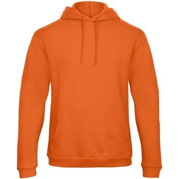 textil Sweatshirts B And C ID. 203 Pumpkin Orange