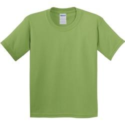 textil Barn T-shirts Gildan 5000B Kiwi