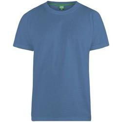 textil Herr T-shirts Duke  Blåkråka