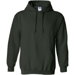 textil Sweatshirts Gildan 18500 Skogsgrön
