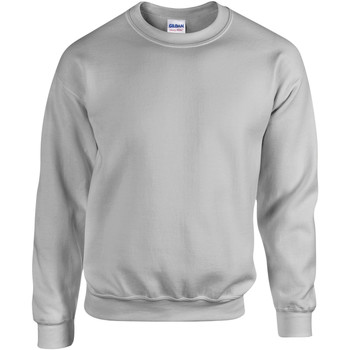 textil Sweatshirts Gildan 18000 Sport Grå