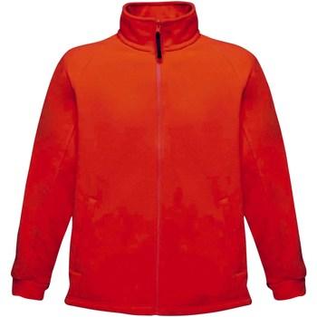 textil Herr Fleecetröja Regatta TRF532 Klassiskt röd