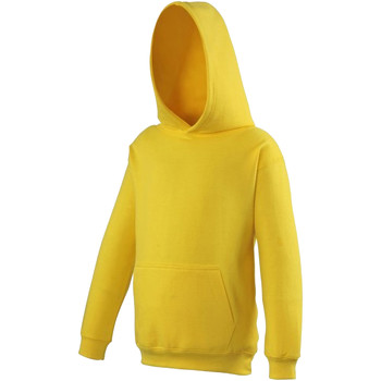 textil Barn Sweatshirts Awdis JH01J Solgult