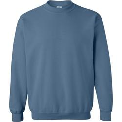 textil Sweatshirts Gildan 18000 Indigoblå