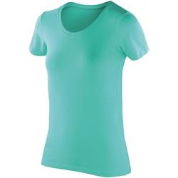 textil Dam T-shirts Spiro S280F Pepparmint
