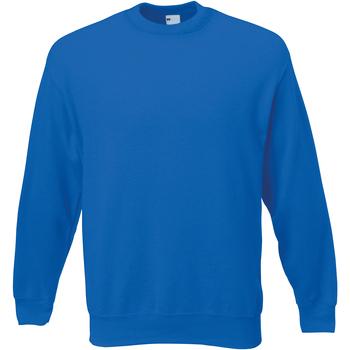 textil Herr Sweatshirts Universal Textiles 62202 Kobolt