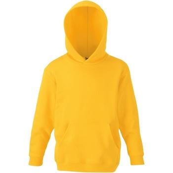 textil Barn Sweatshirts Fruit Of The Loom SS273 Solros