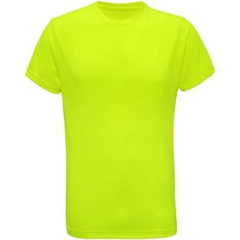textil Herr T-shirts Tridri TR010 Blixtgult