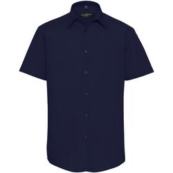 textil Herr Kortärmade skjortor Russell 925M Franska flottan