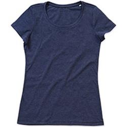 textil Dam T-shirts Stedman Stars Lisa Marinblått ljung