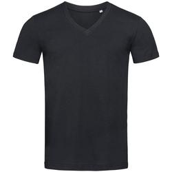 textil Herr T-shirts Stedman Stars  Svart opal