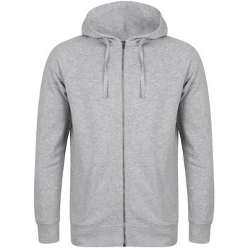 textil Sweatshirts Skinni Fit SF526 Grått