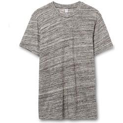 textil Herr T-shirts Alternative Apparel AT001 Urban Grey