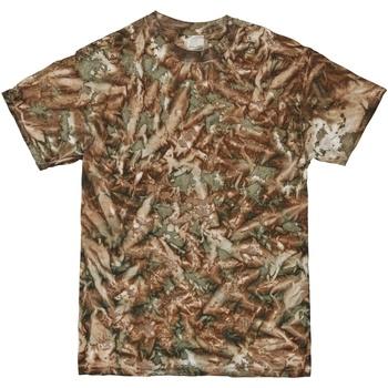 textil Herr T-shirts Colortone TD08M Camo