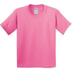 textil Barn T-shirts Gildan 5000B Azalea