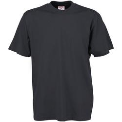 textil Herr T-shirts Tee Jays TJ8000 Mörkgrå