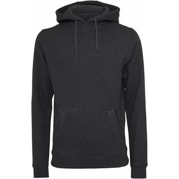 textil Herr Sweatshirts Build Your Brand BY011 Svart