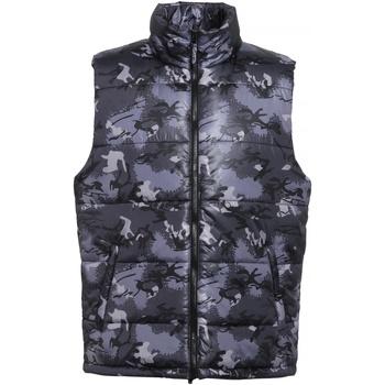 textil Herr Täckjackor 2786 TS015 Grått kamouflage