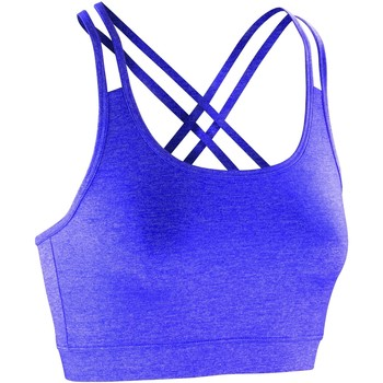 textil Dam Sport-BH Spiro S274F Lavendel