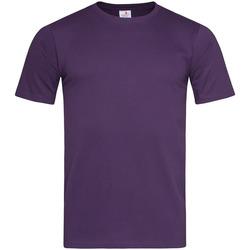 textil Herr T-shirts Stedman  Djupt bär