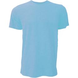 textil Herr T-shirts Bella + Canvas CA3001 Heather Mint