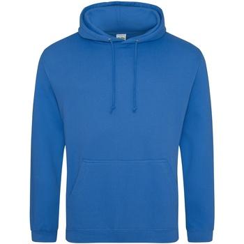 textil Sweatshirts Awdis College Safirblå