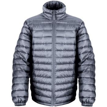 textil Herr Täckjackor Result R192M Frostgrått
