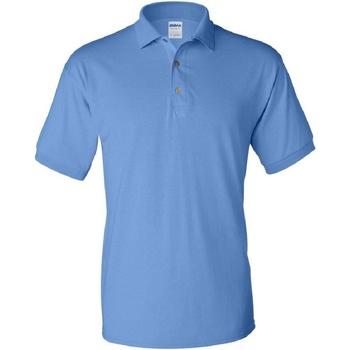 textil Herr Kortärmade pikétröjor Gildan 8800 Carolina Blue