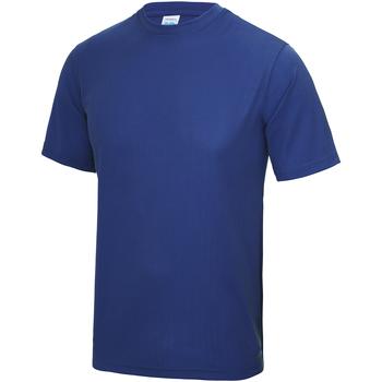 textil Barn T-shirts Awdis JC01J Kunglig blå