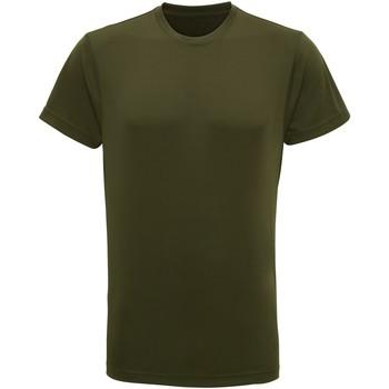 textil Herr T-shirts Tridri TR010 Olive