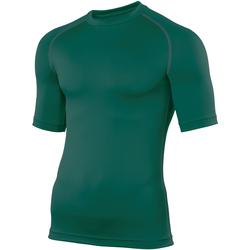 textil Herr T-shirts Rhino RH002 Flaskegrön
