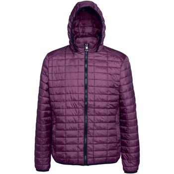 textil Herr Täckjackor 2786 TS023 Mulberry