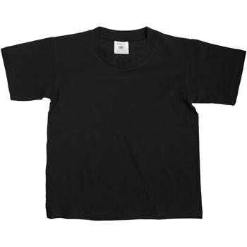 textil Barn T-shirts B And C Exact Svart