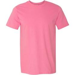 textil Herr T-shirts Gildan Soft-Style Azalea