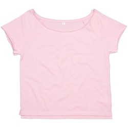 textil Dam T-shirts Mantis Dance Mjukrosa