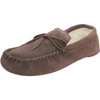 Skor Tofflor Eastern Counties Leather  Choklad