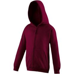 textil Barn Sweatshirts Awdis JH50J Bourgogne