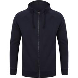 textil Sweatshirts Skinni Fit SF526 Marinblått