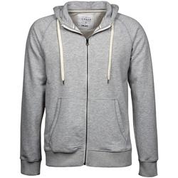 textil Herr Sweatshirts Tee Jays TJ5402 Grått