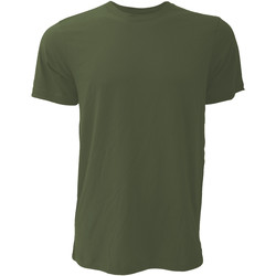 textil Herr T-shirts Bella + Canvas CA3001 Heather Olive