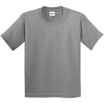 textil Barn T-shirts Gildan 5000B Sport Grå