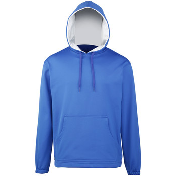 textil Pojkar Sweatshirts Rhino RH70B Kunglig/grå