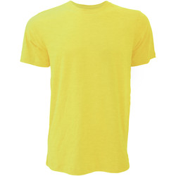 textil Herr T-shirts Bella + Canvas CA3001 Heather Yellow Gold